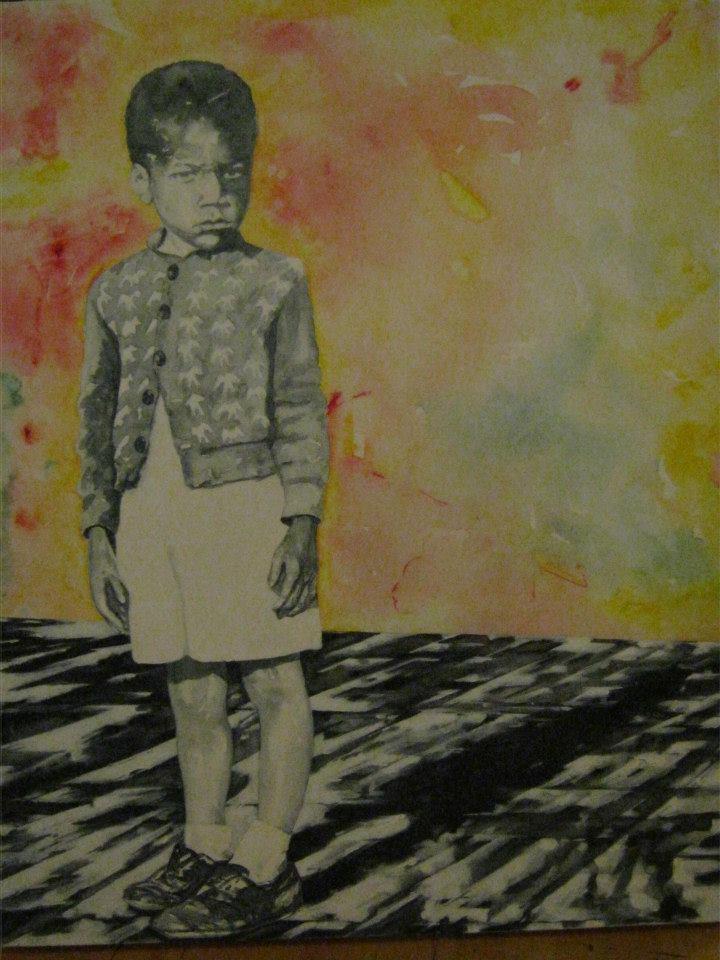 Graham Hudson art