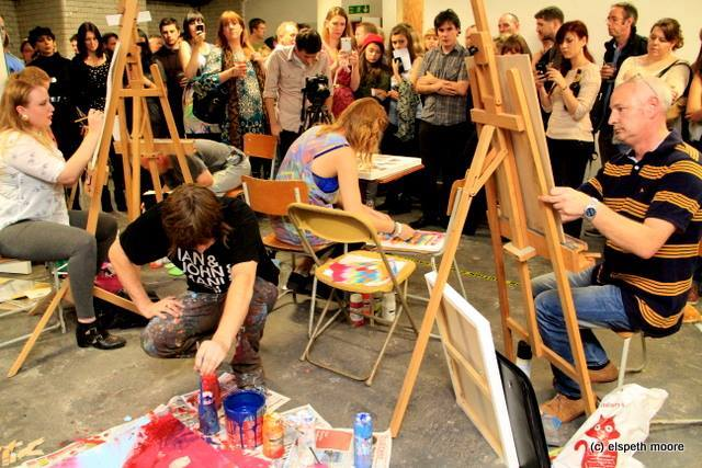 Art Battle Manchester I