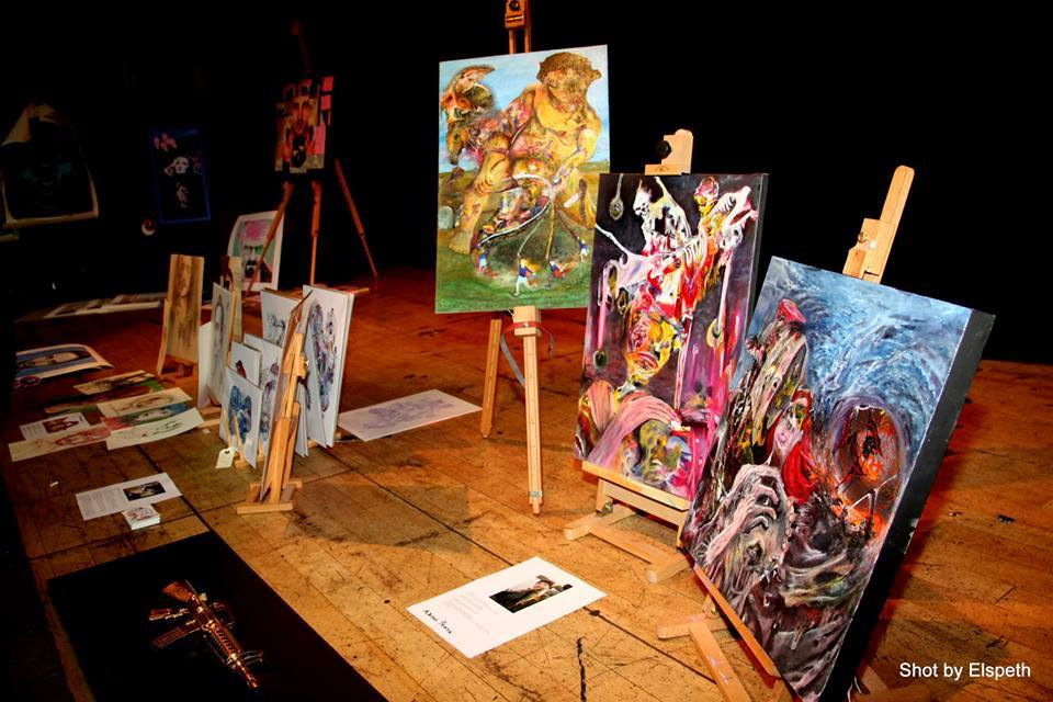 Art Battle Manchester II